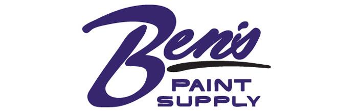 Bens Paint Supply Logo