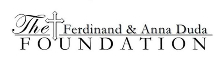 Ferdinand And Anna Duda Foundation Logo