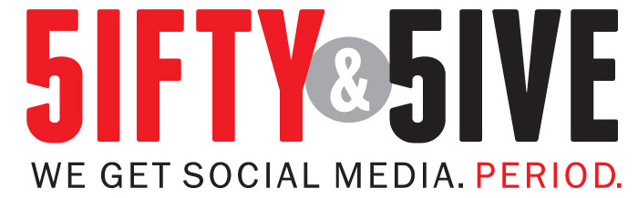 Fifty And Five Logo