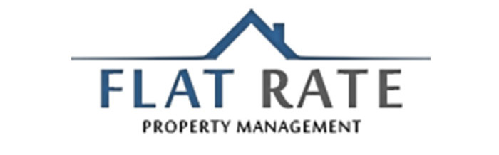 Flat Rate Property Management Logo