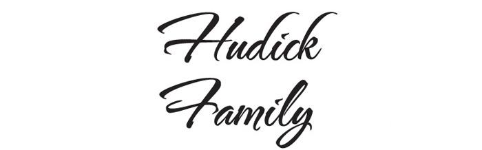 Hudick Family