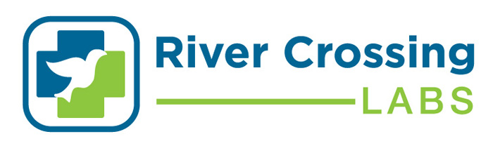 River Crossing Labs Logo