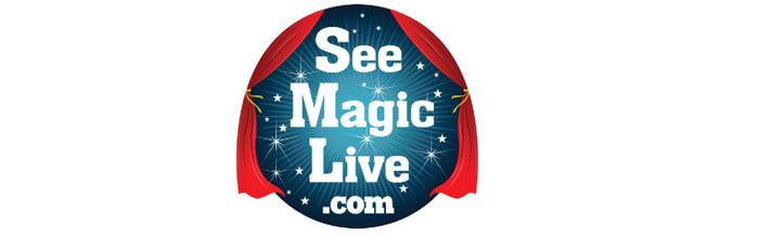 See Magic Live Logo