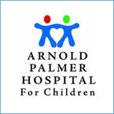 Arnold Palmer Hospital for Children Logo
