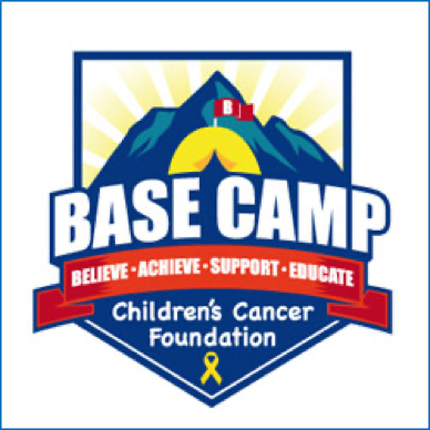 Base Camp - Children's Caner Foundation Logo