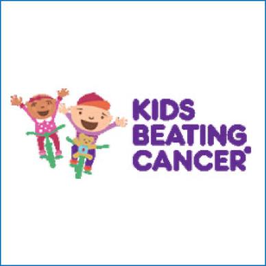 Kids Beating Cancer Logo