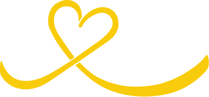 Give Hope Yellow Heart